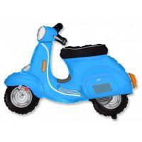 Скутер Синий
