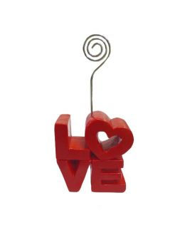Грузик для воздушных шаров LOVE