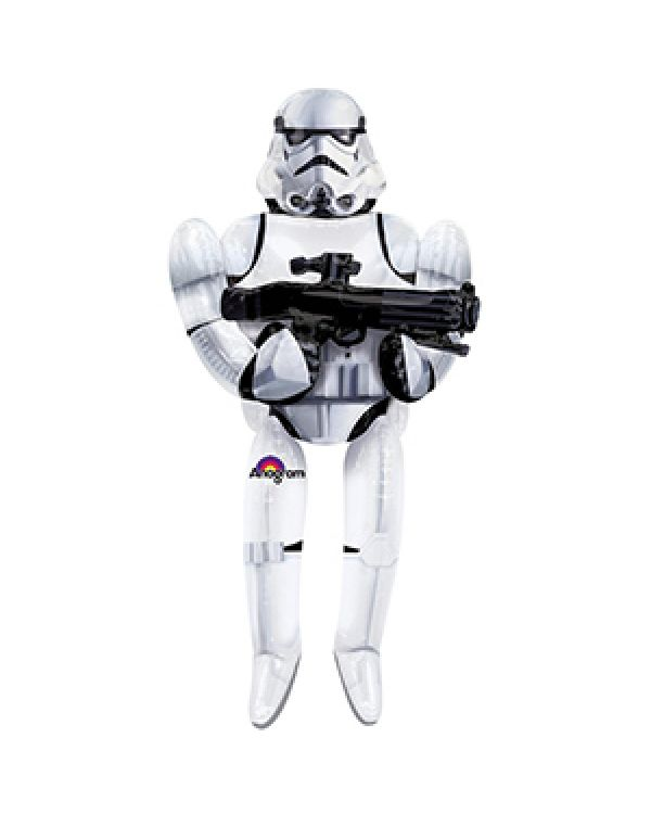 Ходячая фигура из фольги Штурмовик (Звездные войны)