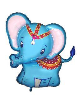 Слонёнок голубой