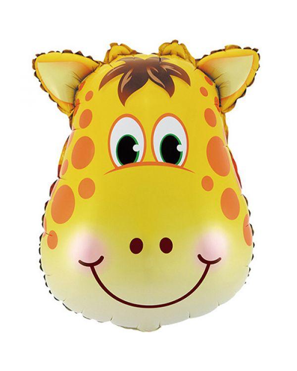 Шарик Голова Жирафа