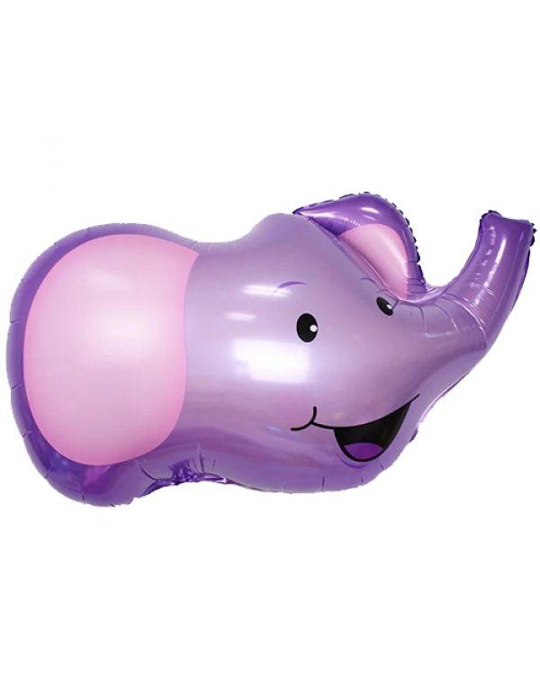 Фигура из фольги Голова слона
