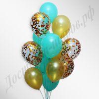 Композиция из воздушных шаров №10