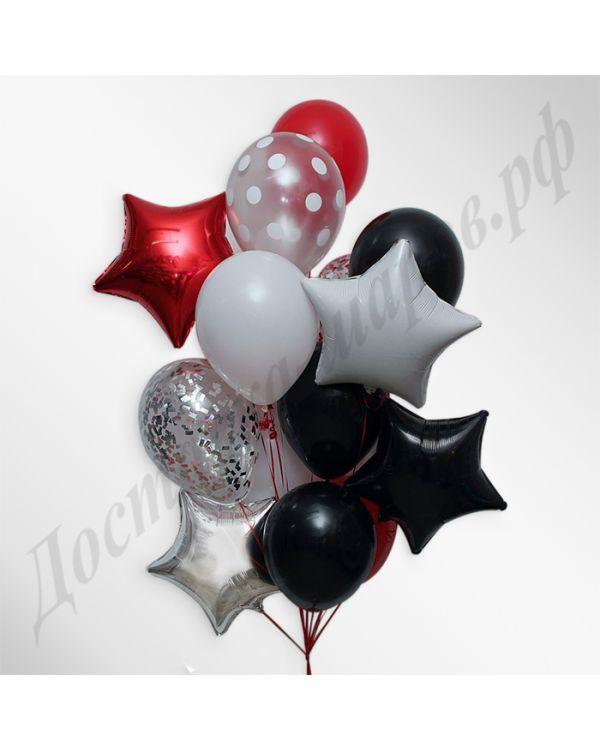 Композиция из воздушных шаров №13