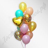 Композиция из воздушных шаров №14