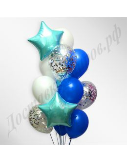 Композиция из воздушных шаров №15