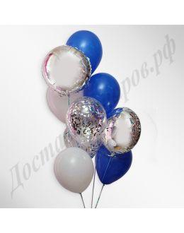 Композиция из воздушных шаров №17
