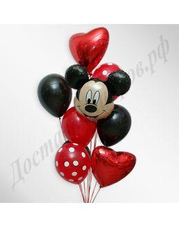 Композиция из воздушных шаров №22