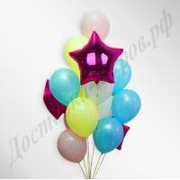 Композиция из воздушных шаров №24