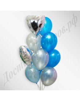 Композиция из воздушных шаров №30