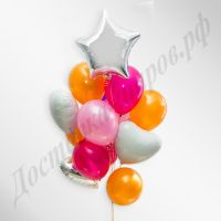 Композиция из воздушных шаров №32