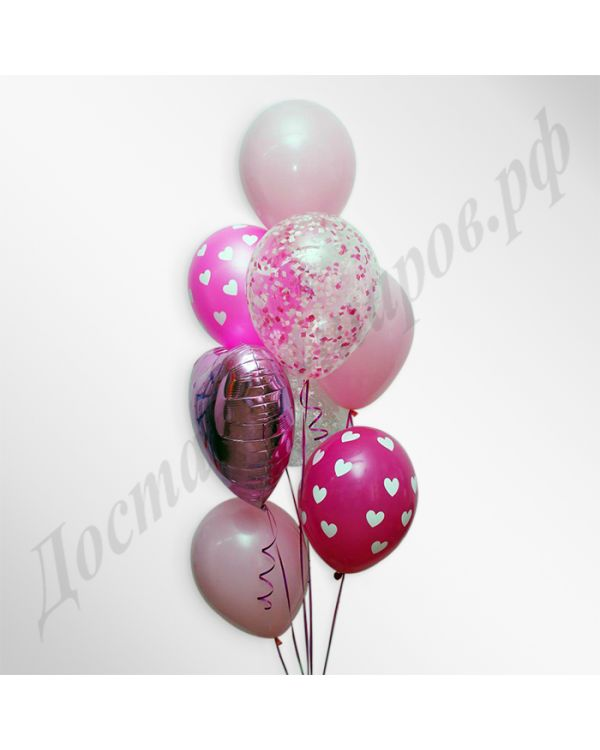 Композиция из воздушных шаров №5