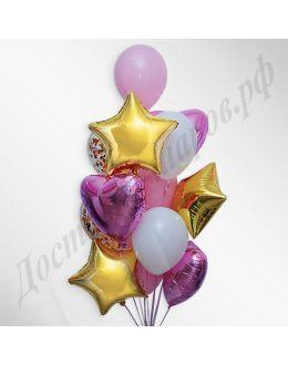 Композиция из воздушных шаров №6