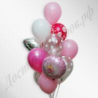 Композиция из воздушных шаров №7