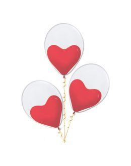 Сердце в шаре