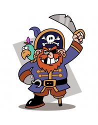Шары Пираты