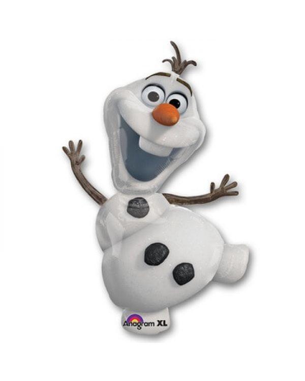 Фигура из фольги Frozen снеговик Олаф