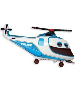 Вертолет Полиция