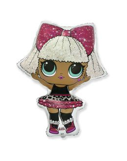 Фигура Кукла ЛОЛ (LOL) Роскошная Дива