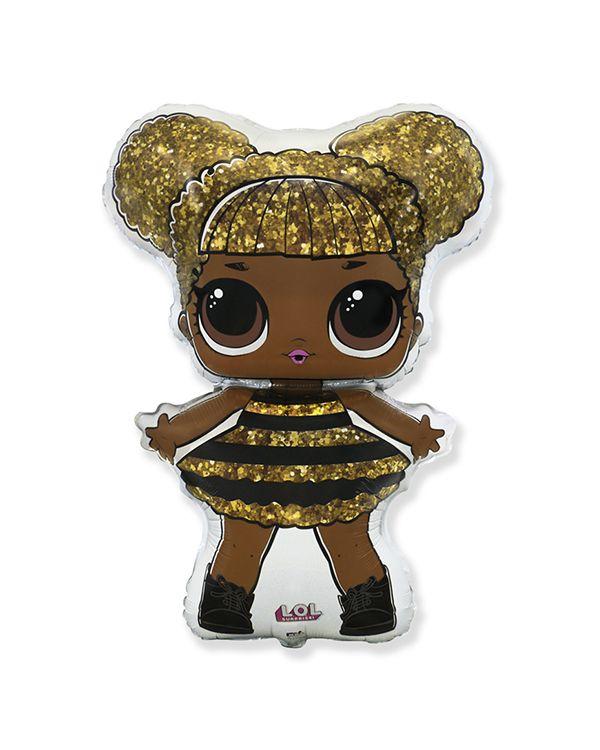 Фигура Кукла ЛОЛ (LOL) Сияющая Королева