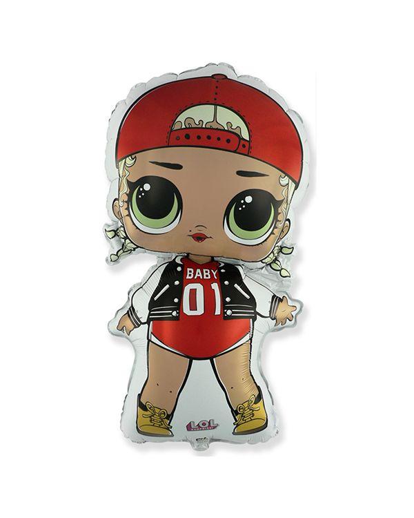 Фигура Кукла ЛОЛ (LOL) Модная подружка