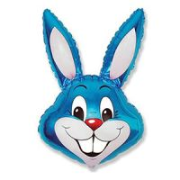 "Фигура ""Голова зайца"" Синяя"