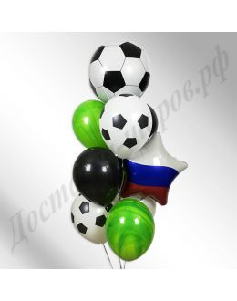 Букет Футбол