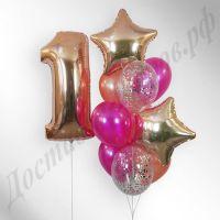 Композиция из воздушных шаров №39