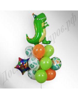 Букет Динозаврик