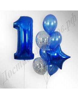 Композиция из воздушных шаров №19
