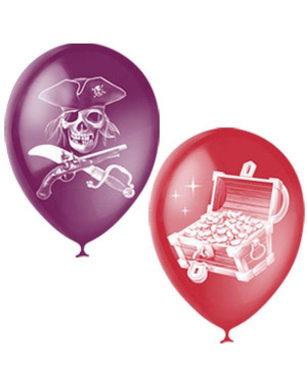 Шарики Пираты под потолок