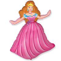 Фигура Принцессы (розовая)