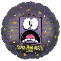 С днем рождения (Как ты постарел!)