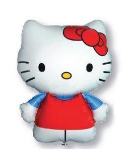 Воздушный шар Hello Kitty