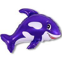 Веселый кит