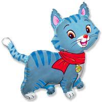 Котенок (Синий)