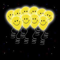 Светящиеся шары Смайлики