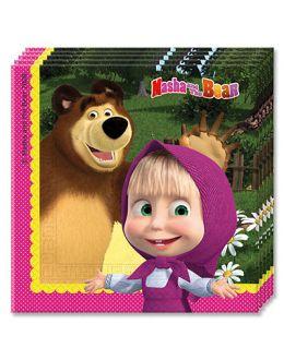 Набор для стола Маша и Медведь