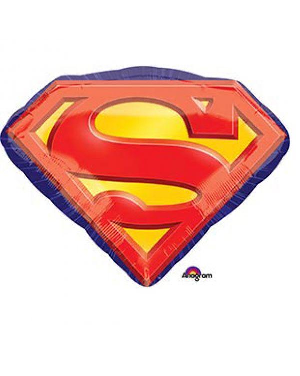 Фигура из фольги Супермен эмблема