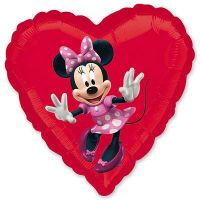 Сердце Минни-маус