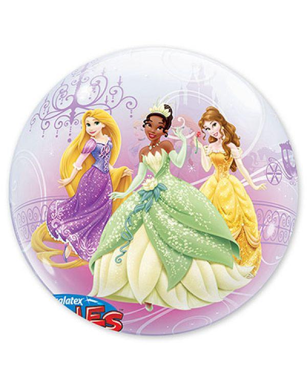 Прозрачный шар BUBBLE Принцессы